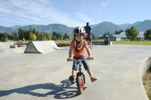 Mount Nelson Athletic Bike and Skate Park