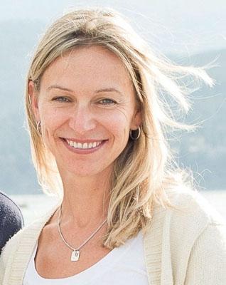 Author Julie McDonald